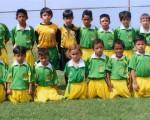 La representación de la Escuela de Fútbol Guspal, que reúne a jugadores de diversos sitios de la ciudad, está entrenando con el fin de ser protagonista en el certamen número 25 de Verano