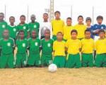 Los equipos de Nigeria Fútbol Club en la categoría Sub 14 y CEM, de Durán, Sub 13, muestran en el gramado de la Ciudad Deportiva que sus integrantes tienen calidad en el dominio del esférico y de a poco quieren convertirse en figuras en el presente torneo.
