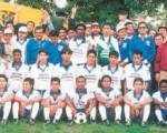 Tres selecciones del Interbarrial dejaron en alto el nombre del fútbol formativo en Estados Unidos en los años 96, 97 y 2004, donde obtuvieron varios títulos.