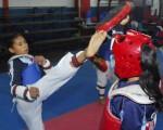 Parte de la selección de Guayas también se alista para intervenir en la décimo tercera edición del campeonato barrial de TKD.