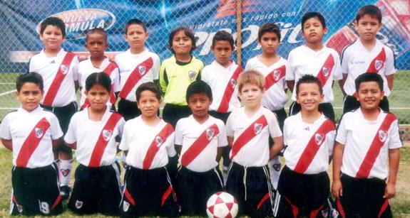 El cuadro de River Plate busca consagrarse en el torneo de verano. Para esta temporada de verano registrarán a doce planteles.