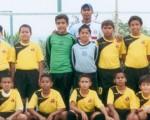 El ídolo ecuatoriano se ha registrado al Nacional de Fútbol que se jugará desde mañana en las series sub-9, 10, 13 y 14. Los jugadores llegan a la lid con el ánimo de vencer a sus rivales. Suerte.