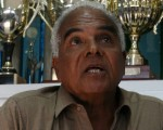 Roberto Frydson, director del torneo Novatos de Natación de Diario EL UNIVERSO.