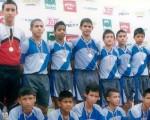 El conjunto millonario obtuvo el vicecampeonato en la serie sub-14 del torneo de Verano 2011. Demostraron orden en su juego.