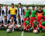 Padre Amador y EF. Triviño actúan en la serie sub-16 El conjunto santista mide hoy a Alfaro Huancavilca y la EF. Triviño rivaliza con Emelec. Ambas escuadras que practican un buen balompié necesitan de la victoria para ir avanzando en puntaje.