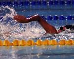 Ariana Campos, del club Jorge Delgado Panchana, es una de las deportistas clasificadas al torneo regional del novatos náutico.
