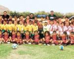 Los pequeños de la sub-8 de Alfaro, la Canchita y River Plate se alistan para intervenir en la nueva versión del Campeonato Invernal de Fútbol. Los técnicos han citado a sus jugadores a practicar.