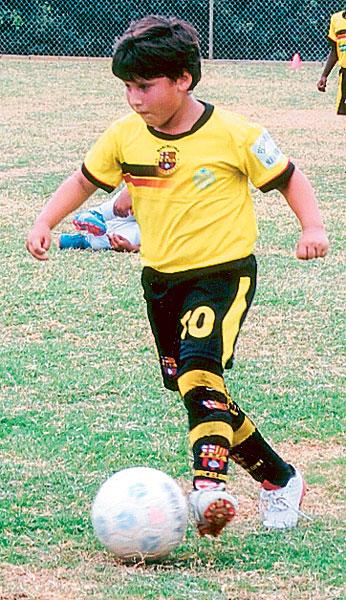 Fernando Castro es una de las figuras en la EF Barcelona.