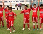 SANTA ROSA, El Oro. El Deportivo Independiente Machala. Cortesía Erick Fernández