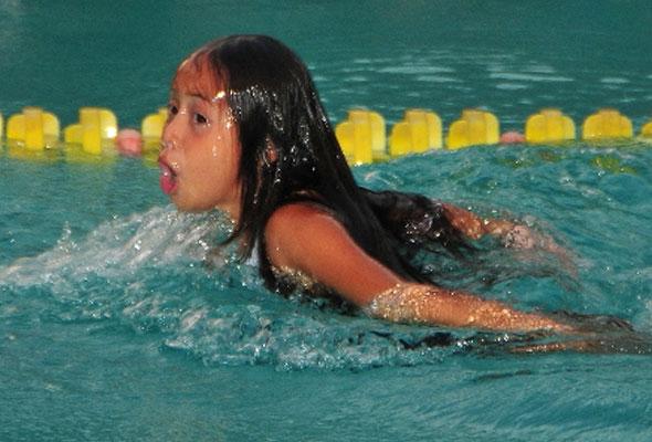 Milenka Rosero, de Fedesmeraldas, terminó primera en la eliminatoria.
