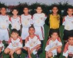 Santana FC, jugará en 3 series
