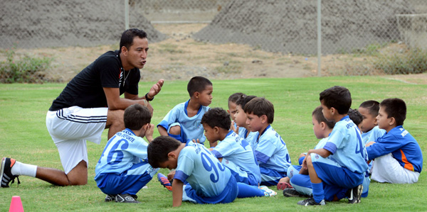 DURAN-A VS BARCELONA JJ . SUB 8 José Gómez DT