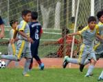 En un interesante encuentro. En la serie sub-11, Canchita Sport con gol de Paúl Tul obtuvo los tres puntos ante Independiente FC. (Carlos Barros)