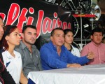 Ayer se presentó el XV Campeonato Interbarrial de Karate que auspicia Diario EL UNIVERSO.