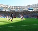 afp En el estadio Maracaná se jugará mañana la final del Mundial de Fútbol 2014.