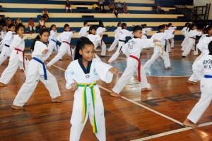 José Beltrán Una demostración de las formas de combate sin rival es lo que se verá este domingo en el inicio del Campeonato Interbarrial.