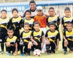 El C.S. Patria está demostrando en el semillero del fútbol ecuatoriano el buen toque de balón que tiene y con el paso de cuatro equipos a la siguiente fase, sus integrantes esperan ganar títulos.