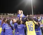 (Cortesía) Jugadoras de la selección del Ecuador.