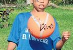 """""""Vengo jugando desde los seis años en el Interbarrial, tomar el juramento deportivo es un orgullo para siempre"""" Joseph Bazurto, jugador"""