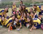 El club Guayaquil Sport logró el título al igualar en la final de las damas sub-18 con la EF Mendes.