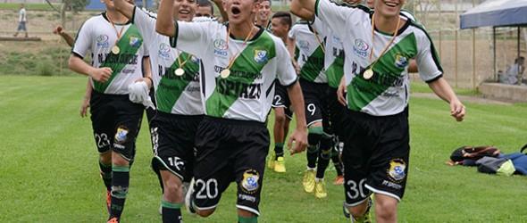 Pupilos de Oro obtuvo el título en la división sub-18 de la competencia barrial de verano.
