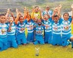 La Escuela de Fútbol Cristo te Ama es protagonista en cada versión del Interbarrial y en el Invernal participarán en doce categorías.
