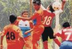 Nuevamente volverán las emociones de los partidos por el Torneo Interbarrial de Fútbol, edición de Verano.
