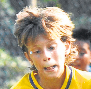 Nicolás Cedeño, figura en Guayaquil Sport.