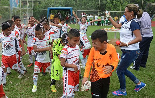 Los juegos del final de  la temporada 2016 se realizarán mañana, desde las 08:30, en la Ciudad Deportiva.
