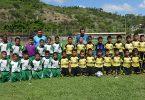 Jugadores de Real Fortaleza (i) y Oro SC que participan en los torneos de Diario EL UNIVERSO demostraron calidad y técnica en la competencia de Verano 2016. Ellos se alistan para los nuevos eventos.