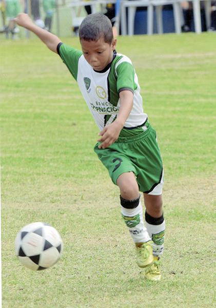 Isaías Quinde, jugará por EF Real Fortaleza.