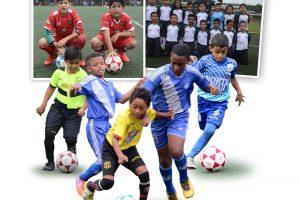 Un buen número de conjuntos participa en el torneo de Diario EL UNIVERSO y busca su paso a la siguiente fase.