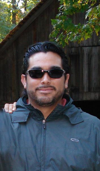 Diego Arcos,  periodista deportivo.