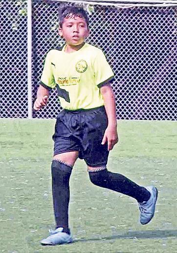 Sebastián Ortiz, de San Pascual Bailón, volverá a jugar