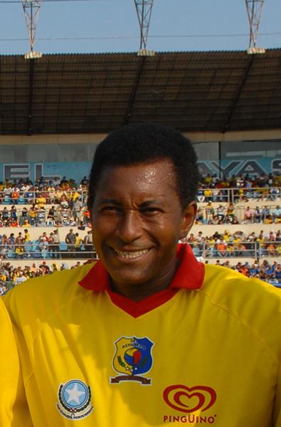 Mario Tenorio,  exfutbolista