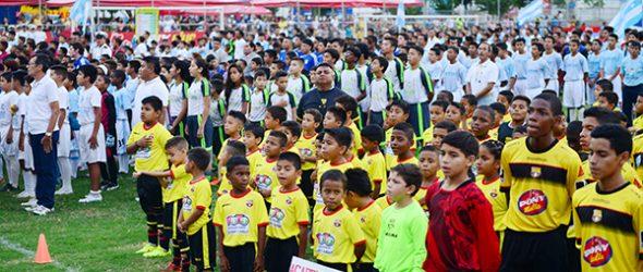 Inicio de certamen será en la Ciudad Deportiva