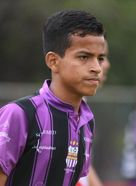 Pablo Freire actúa en el equipo de Santos Ecuador.