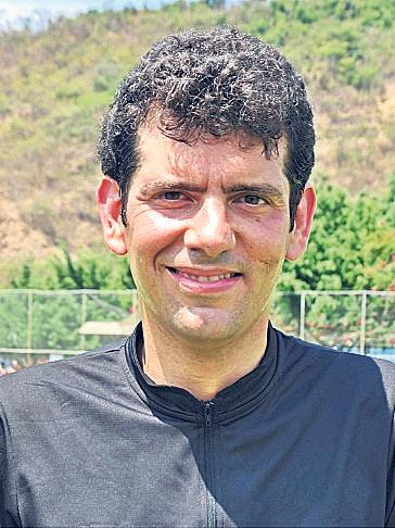 Andrea Bartoli, réferi italiano que actuará en el torneo.