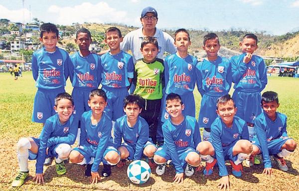 E.F. Édgar Bueno de Cuenca. Asistirá al certamen de fútbol.