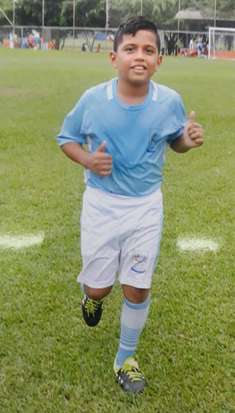 Daniel Vargasactuará en EFM Yaguachi, sub-12.