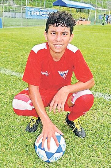Jaime Romero, jugador ofensivo en Liga de Quito.