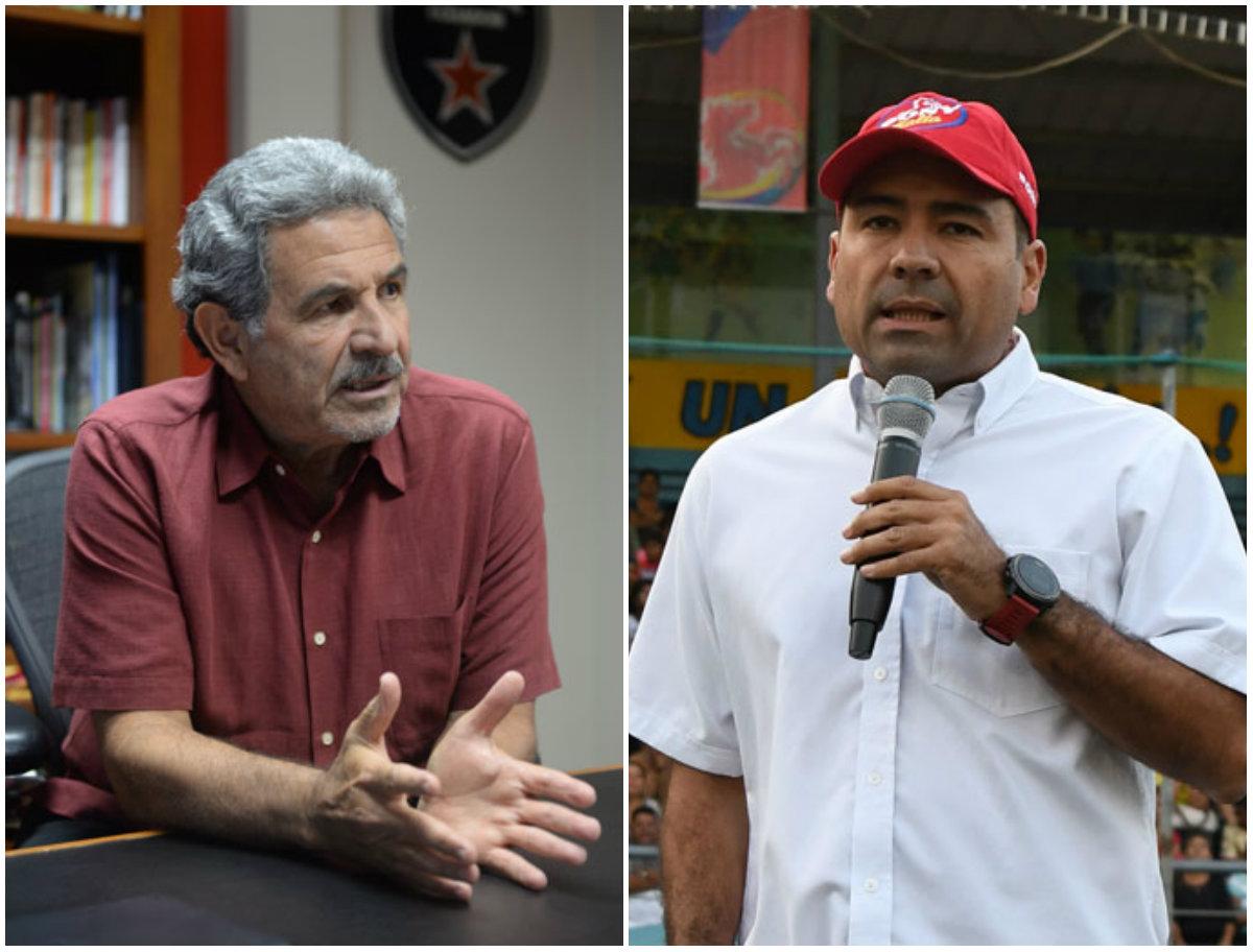 El mensaje deportivo estará a cargo de Mario Canessa y Sergio Rincón