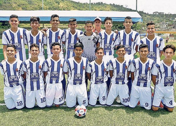 EF Real Sociedad, de Balzar, será protagonista en el Mundialito de Clubes en la serie sub-14.
