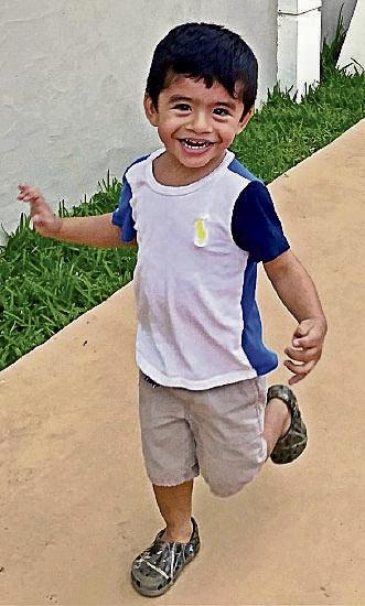 El pequeño Nabil.