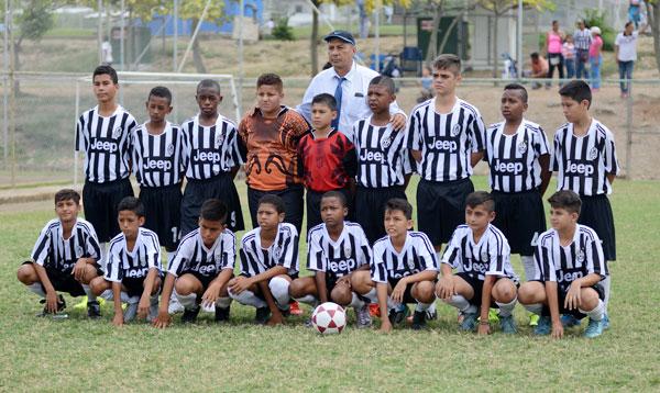 Club Atlético Juventus de Esmeraldas competirá en el Mundialito de Fútbol de Diario EL UNIVERSO en las categorías sub-9, 10, 12 y 13.